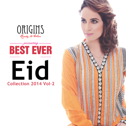 Origins Eid Collection 2014 Vol-2