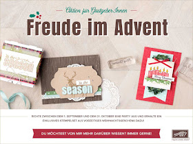 Aktion - Freude im Advent