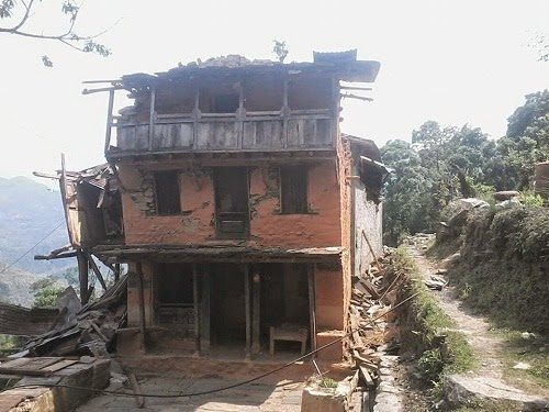 earthquake_damage_ramche_Sindhupalchowk