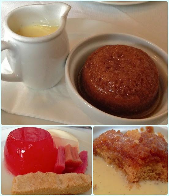 St John, Smithfield - Desserts