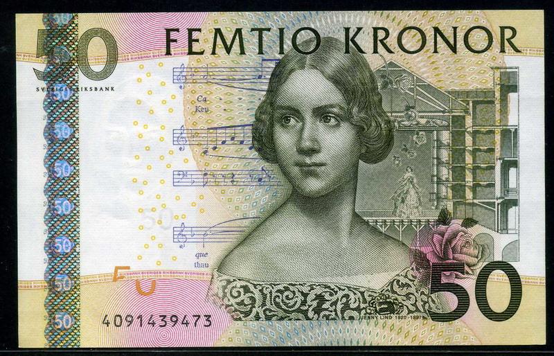 Swedish Currency Sweden Money