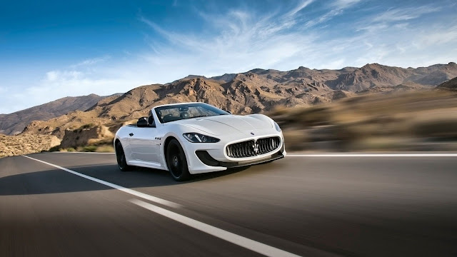 Maserati Grancabrio HD Wallpaper
