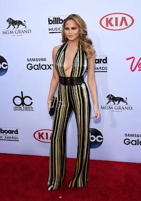 Chrissy Teigen – 2015 Billboard Music Awards in Las Vegas