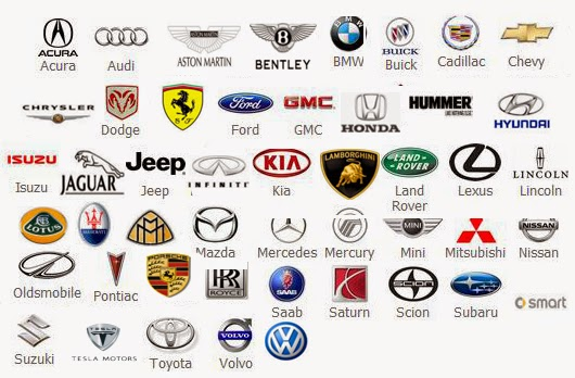Car Logos - Best Cars Dealers
