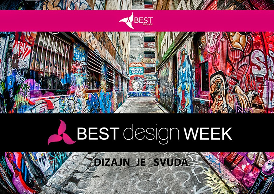 BEST Beograd - BEST Design Week - 2014