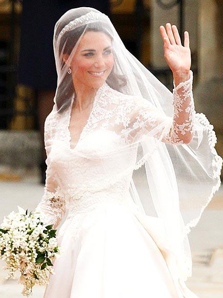 Kate Middleton Wedding Gown Design