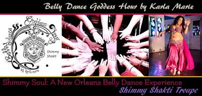 Belly Dance Goddess Hour by Karla Marie