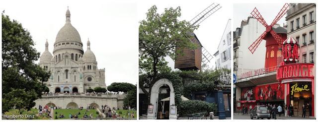 Montmartre e Sacré Cœur