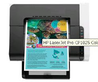 HP LaserJet Pro CP1025 Drivers controller