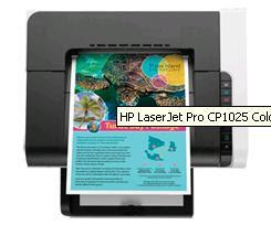 laserjet cp1025 color драйвер скачать