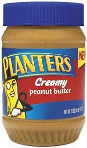 Planters Peanut Butter Coupon