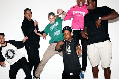 Fashion & Style: 若手Hip Hop集団とファッション ~Odd Future, A$AP Mobなど
