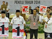 Jadwal PILPRES 2014 Tahapan Pemilu Presiden 2014