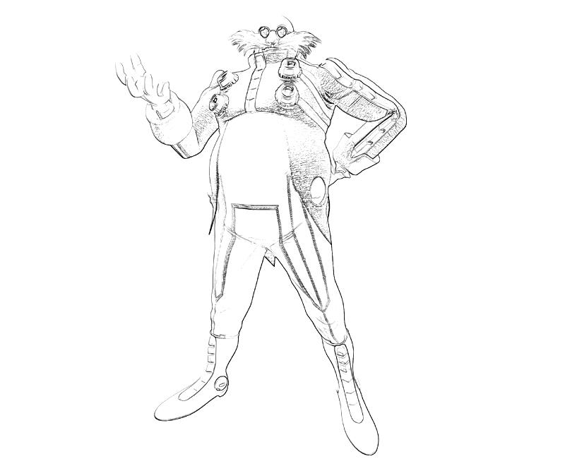 Dr eggman coloring pages free coloring pages for Dr eggman coloring pages