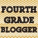 I'm a Fourth Grade Blogger