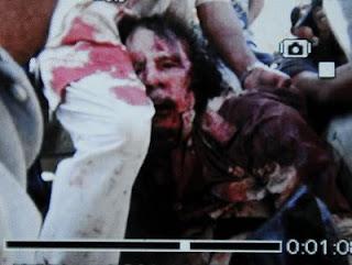 Muammar Gaddafi Death in Sirte