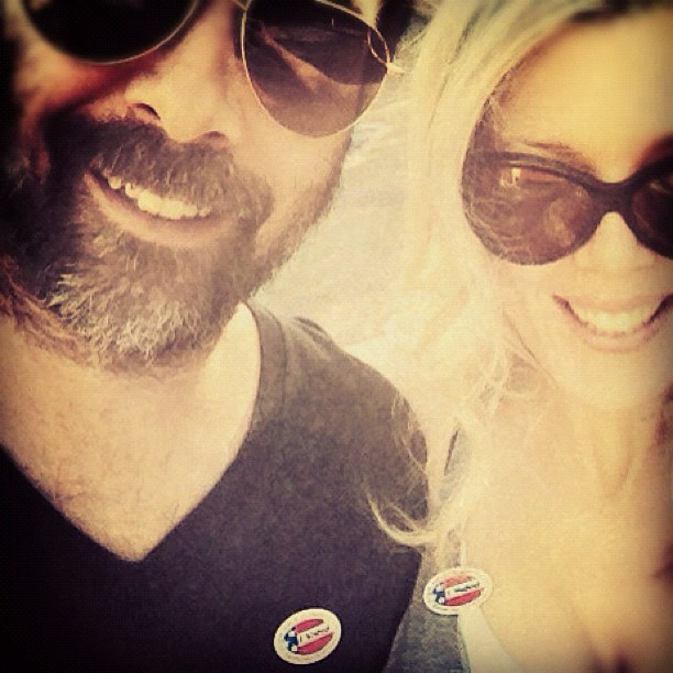 we voted