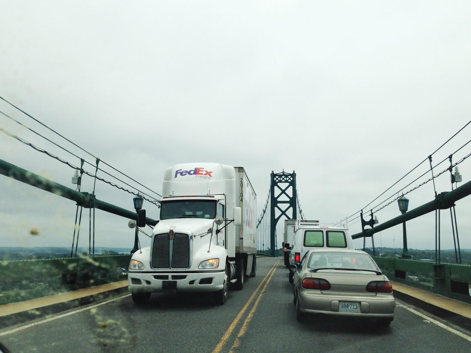 Stuck on the Bridge - Flotsam of the Mind
