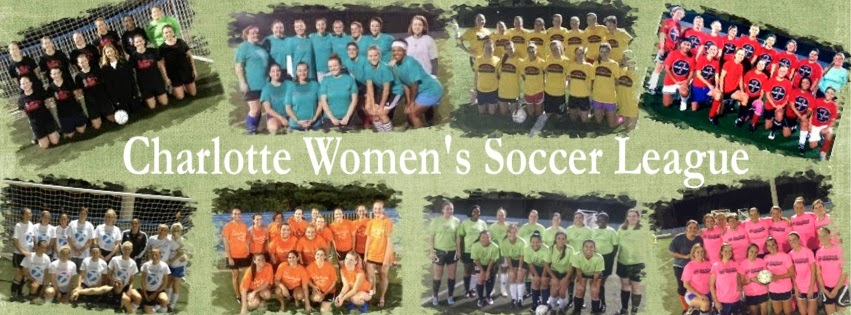 Charlotte Women's Soccer League
