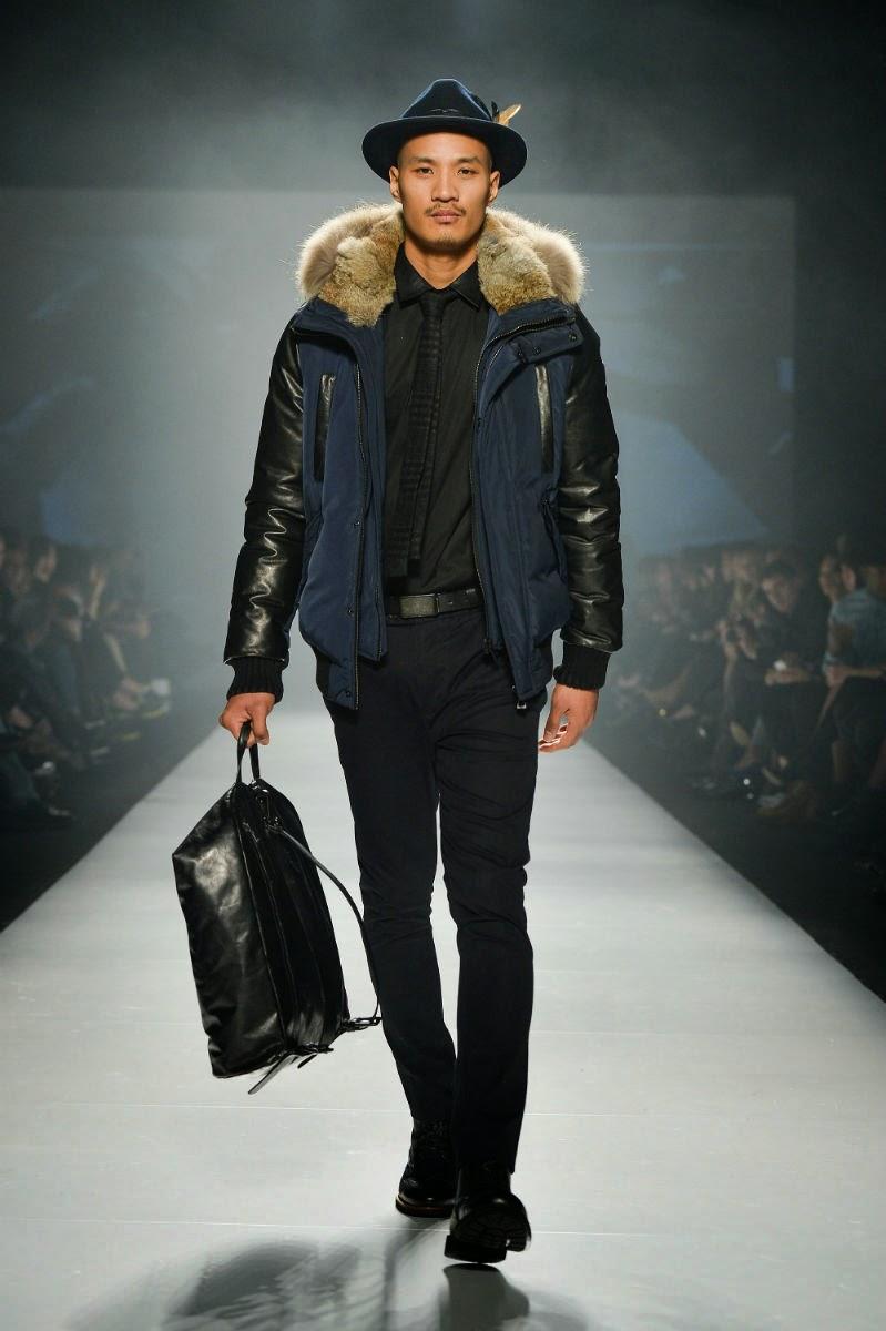 World-MasterCard-Fashion-Week, Toronto-Runway, Rudsak, Fall-Winter-2014