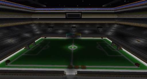 Stade Foot Minecraft