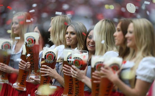Las cervezas de la Bundesliga