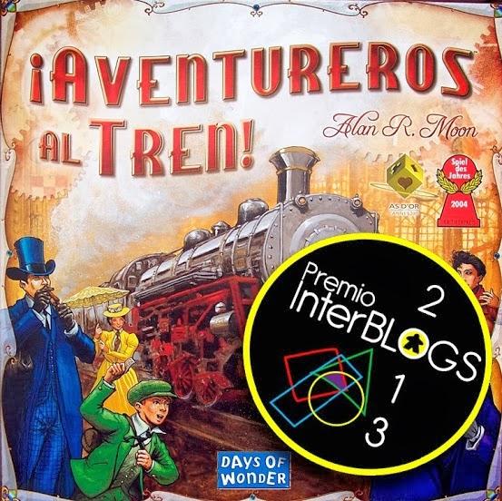 Ganador InterBlogs 2013