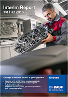 BASF, Q2, 2015, front page