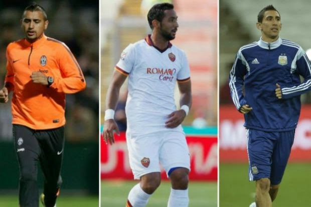 125 Juta Untuk United Dapatkan Khidmat Tiga Pemain Bintang