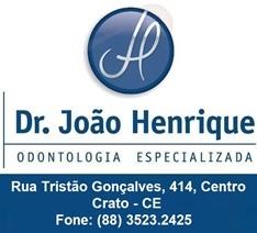 DR. JOÃO HENRIQUE - ODONTOLOGIA ESPECIALIZADA