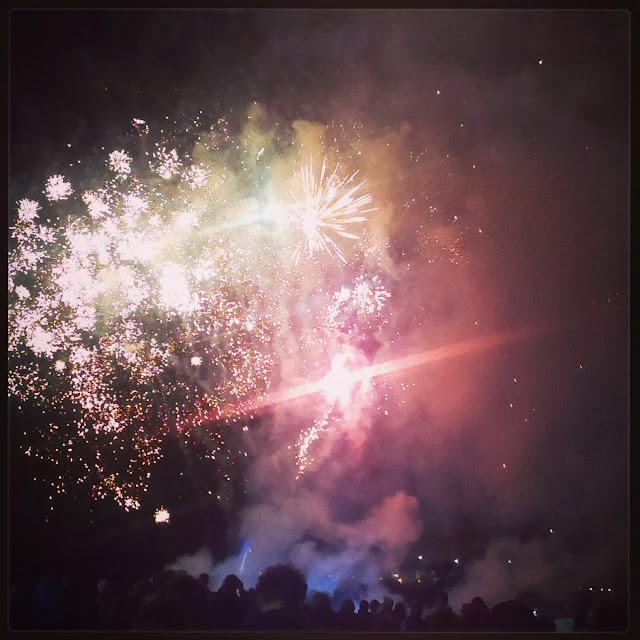 Bridgwater Fireworks