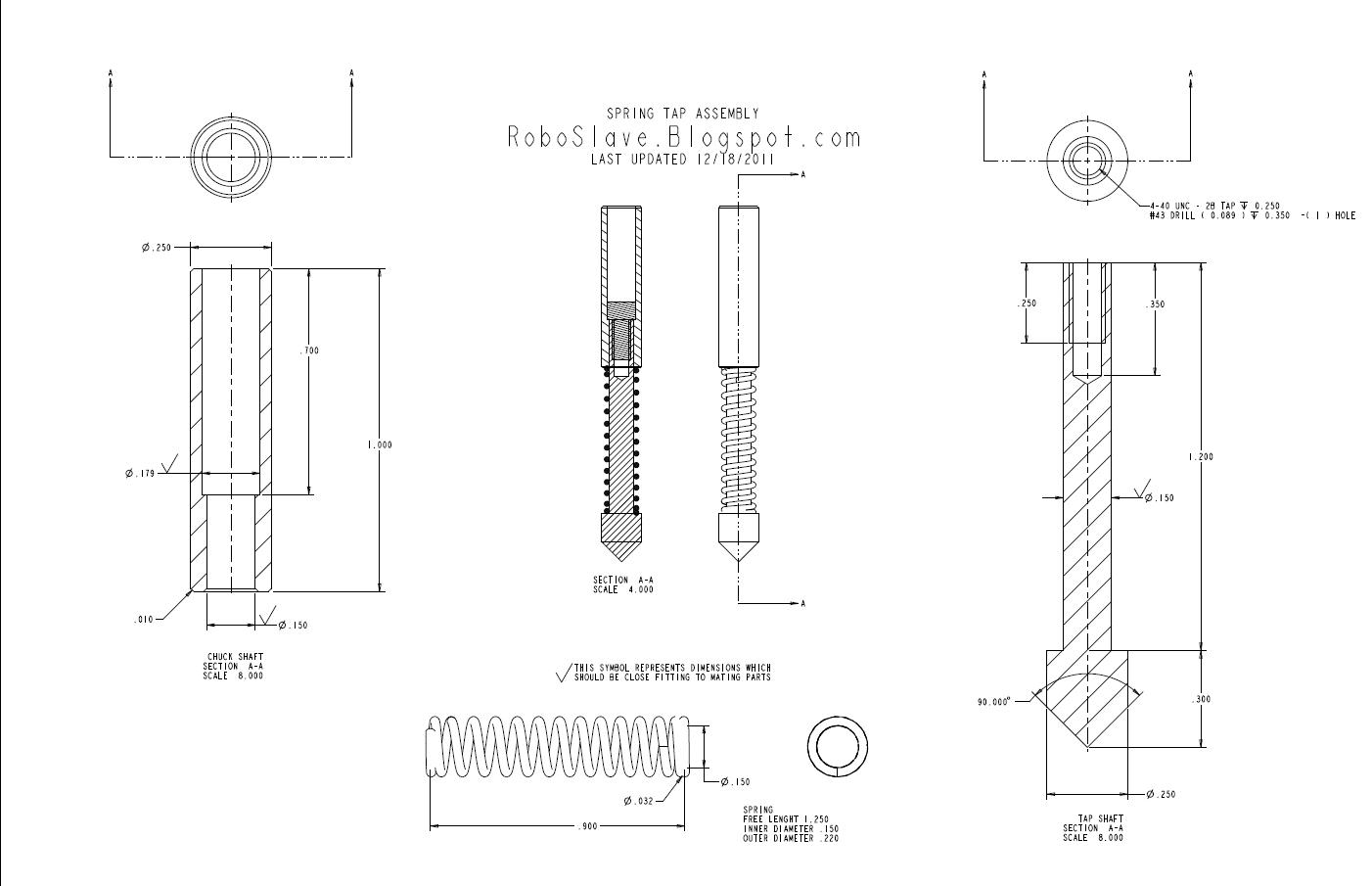 roboslave  mechanical open source  mos
