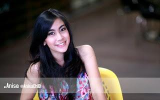 Biodata dan Foto Anisa Cherry Belle - Chibi