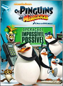Download – Os Pinguins de Madagascar Operação: Impossível Possível Dublado DVDRip 2012