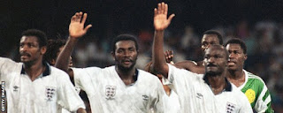 Camerún Inglaterra 1990