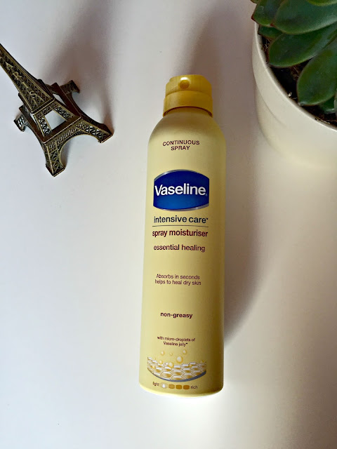 vaseline spray