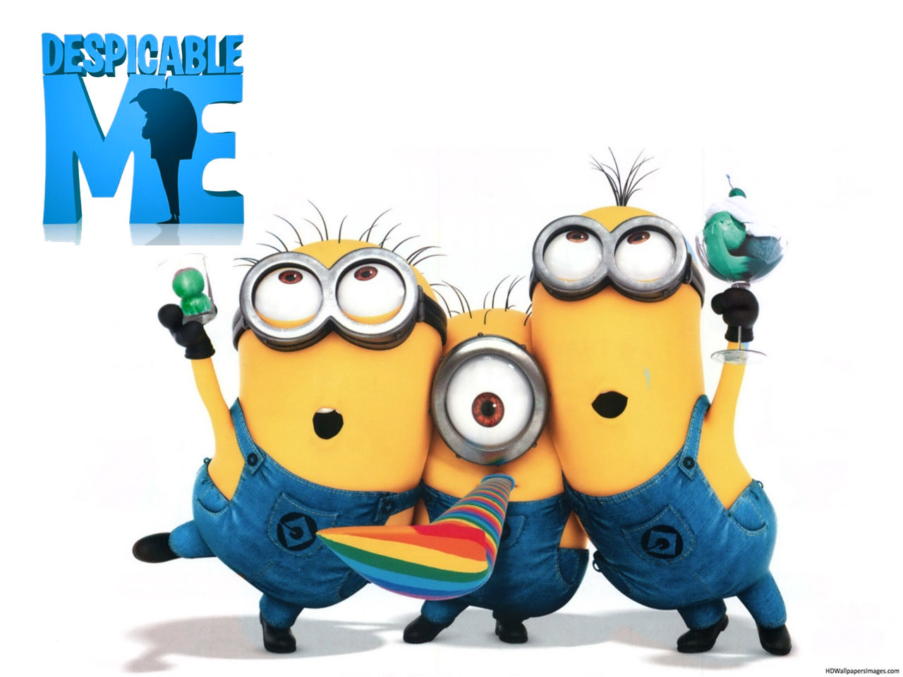 Despicable Me  Minions Live HD