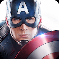 Download Captain America TWS v1.0.3a Mod Apk (Mega Mod)