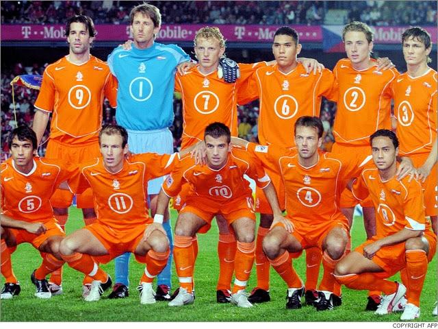 Netherland Team Statistics | History