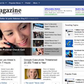Zona Magazine Premium