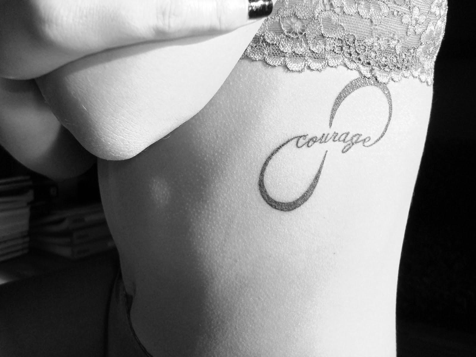 Infinity Love Tattoo Tattoo infinity love with love