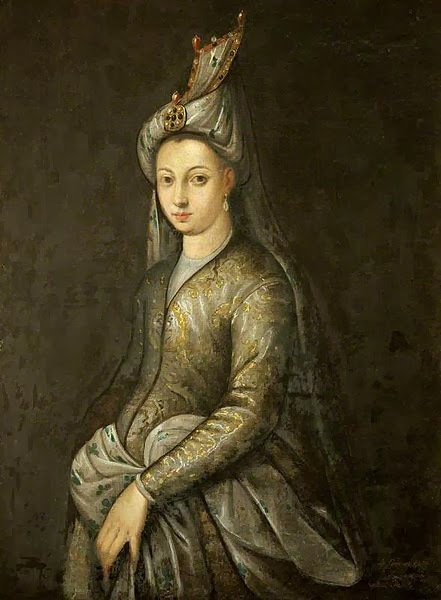 Sedef's Corner: Ottoman Princess Mihrimah Sultan