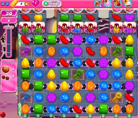 Candy Crush Saga 715