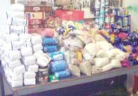 ΣΥΛΛΟΓΟΣ  ΠΟΛΥΤΕΚΝΩΝ  ΓΟΝΕΩΝ  ΜΕ ΤΡΙΑ ΠΑΙΔΙΑ ΘΗΒΑΣ ΛΗΤΩ: Δωρεάν Διανομή Τροφίμων Έτους 2013, από τον Σύλλογο Τρίτεκνων