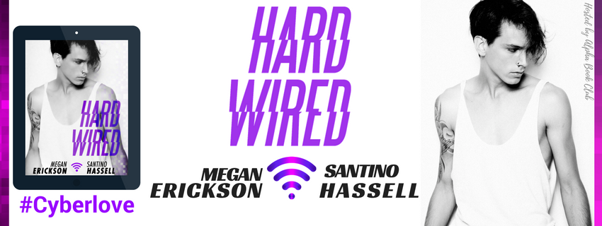 Hard Wired Blog Tour - Review & Giveaway