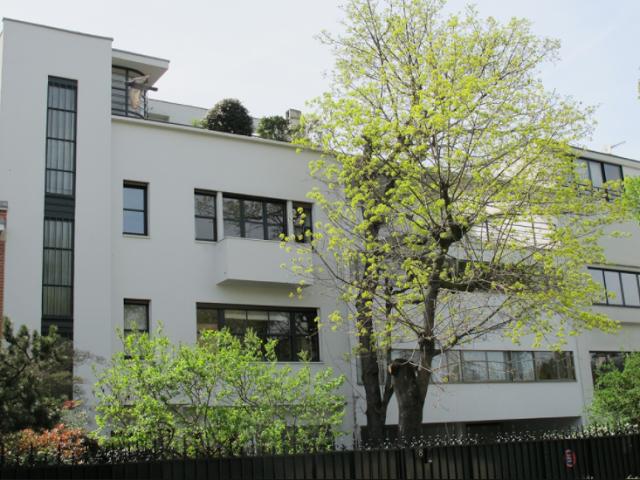 Villa Collinet à Boulogne-Billancourt 1926