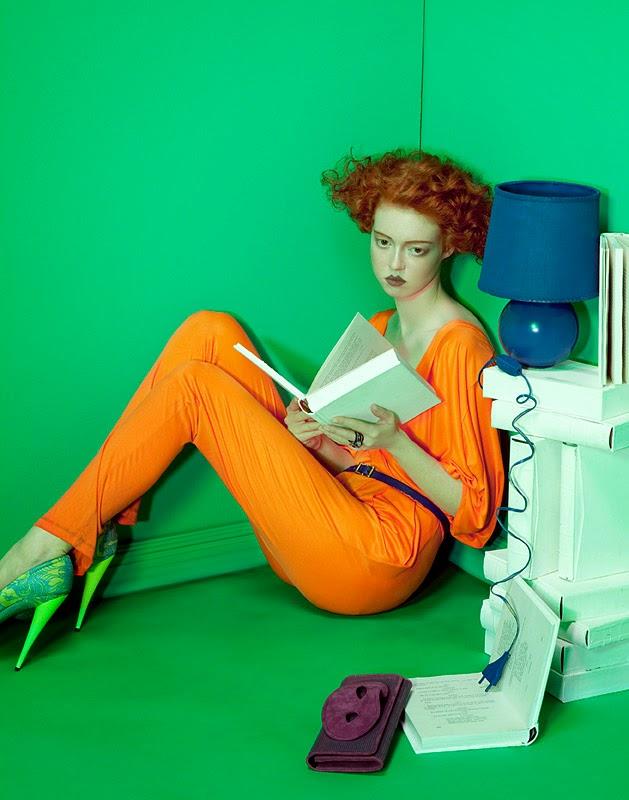 ©Lucia Giacani - Killing Time. Fashion Photography