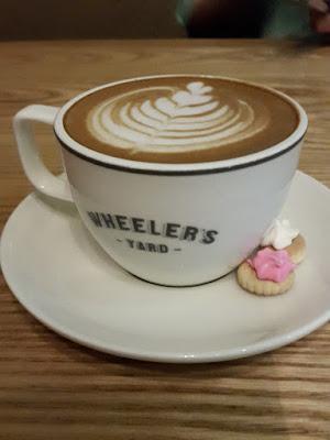 Wheeler's Yard Cup of Mocha Singapore