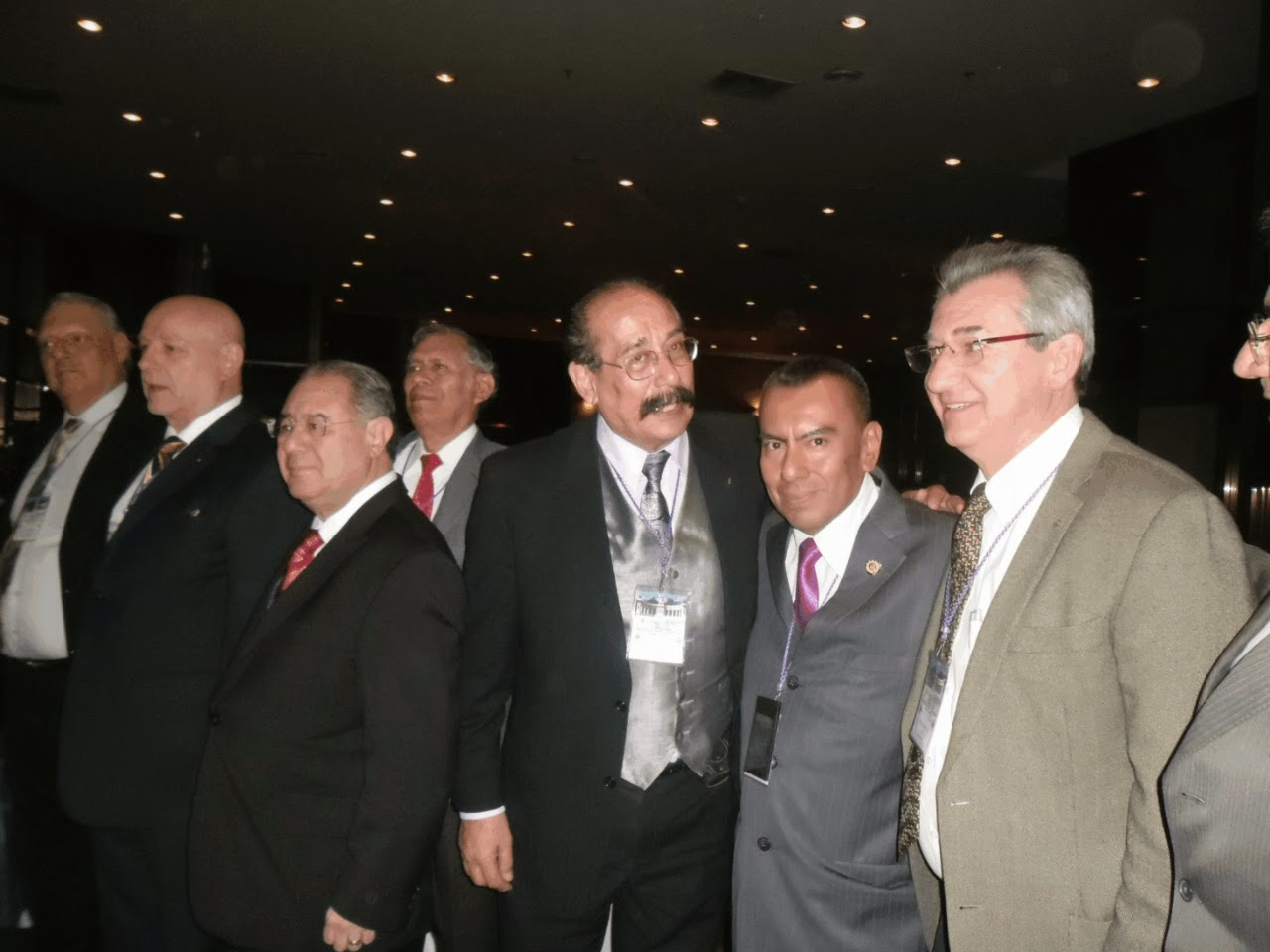 México recibió a los más altos dignatarios de la Masonería Mundial