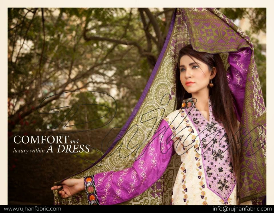 Lawn collection 2015 pakistan